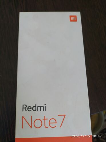 Б/у Xiaomi Redmi Note 7 64 ГБ Синий