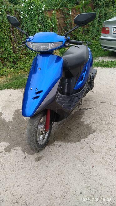 Мотоциклы и мопеды в Бишкек: Хонда Дио af 27 в очень хорошем состоянии или меняю на принц или ямати