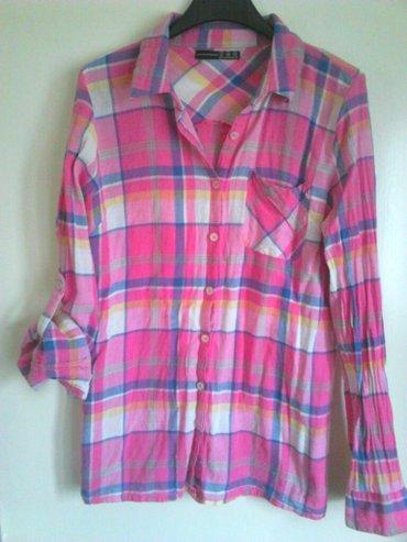 Košulje ženske S/M veličine pamučne,svilene.Pitajte ako vas neka - Pirot