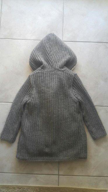 Πλεκτή παιδική ζακέτα (Zara)Μέγεθος 5/6 ετών (116 cm)Ελαφρός