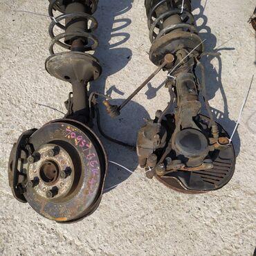 Тормозной диск на ТАЙОТА ЭСТИМА ЭМИНА Toyota Estima Emina TCR10G