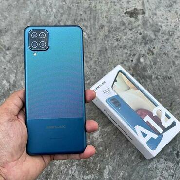 редуслим купить в бишкеке в Кыргызстан: Samsung Galaxy A12 | 128 ГБ | Черный | Новый | Гарантия, Кредит, Кнопочный