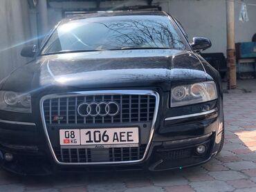 Audi S8 4.2 л. 2004 | 100000 км