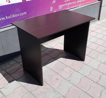 Стол в аренду - Кыргызстан: Стол новый 100х60 не б/у Есть доставкаСтол Стол офисныйСтол