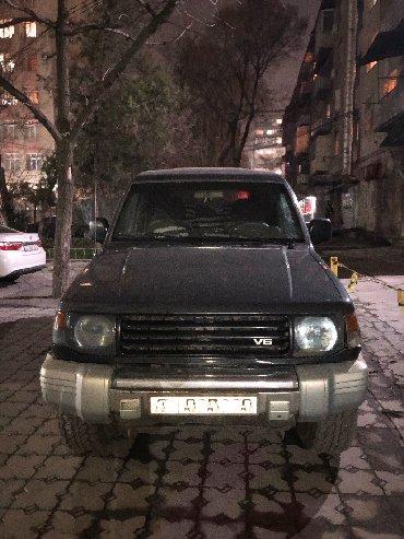 Mitsubishi в Кыргызстан: Mitsubishi Pajero 3 л. 1995 | 0 км