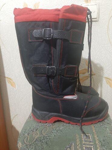 сапоги мужские в Кыргызстан: Сапоги новые мужские, зимние, очень теплые 40 размер,качество