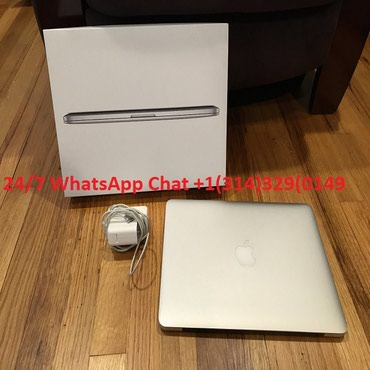 "Apple MacBook Air 128GB 13.3"" Laptop 2015, Silver in Tribhuvannagar"