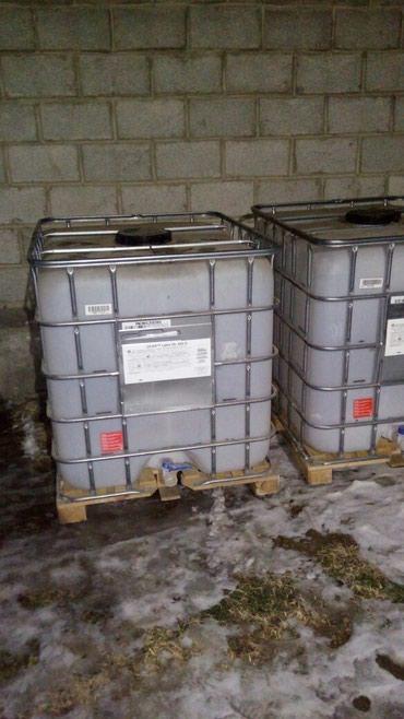 Продаю емкость бочки тонник 1000л. еврокубы еврокуб бачки бачок в Бишкек