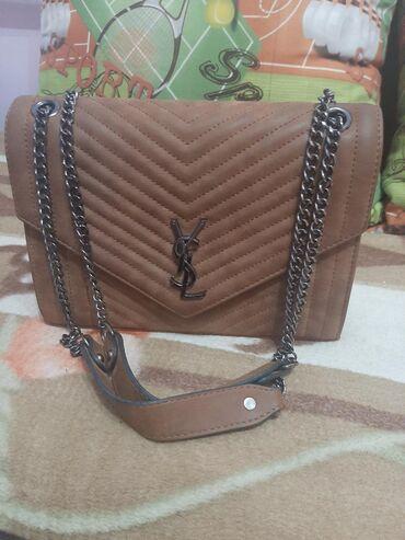 сумочку burberry в Кыргызстан: Продаю сумочку кожа Турция 2500 торг