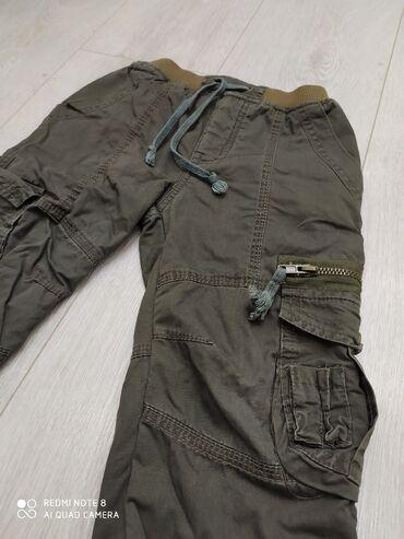 Продаются фирменные штаны на мальчика, утеплённые. Классные и удобные