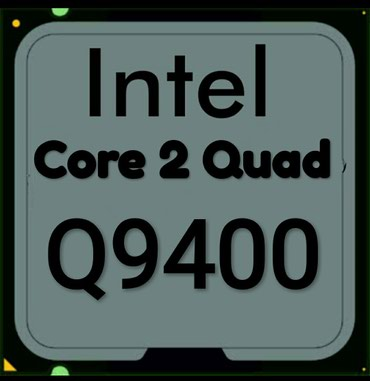 Процессор Intel® Core™2 Quad Q9400 в Бишкек