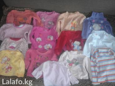 Детские вещи на девочку от 1. 5 до 2 лет,б/у в Бишкек