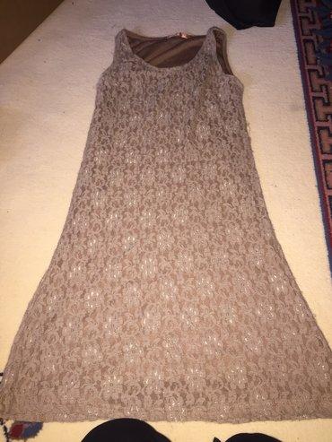 Haljinica M krem boje