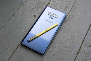 Б/у Samsung Galaxy Note 9 512 ГБ Синий