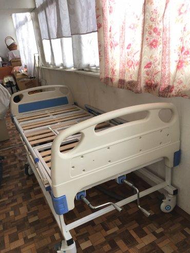 медицинская кровать. использовали один раз в Бишкек