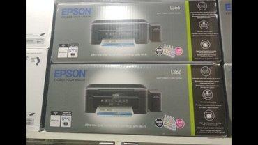 Bakı şəhərində Epson L366 printer.