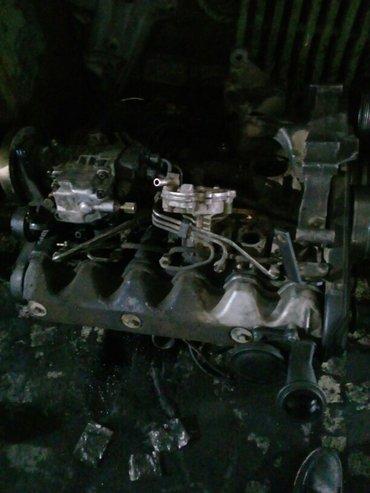 Мотор гретый с навесными. wv lt 35. 2002 года.  в Балыкчи