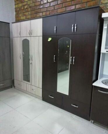 bu shifoner в Кыргызстан: Шкаф новый в наличии есть доставка по городу бесплатно