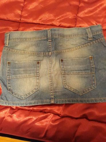 Xırdalan şəhərində Beneton firmasi jeans yupka