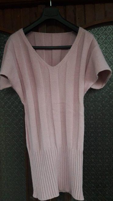 Tunika deblja prelepa prljavo roze boja koju ne mogu nikako da uhvatim - Pirot