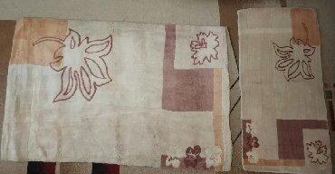 Продаю ковры- цена за 2 штКомплект из двух шт1 -64*128 см2 -110*170 см