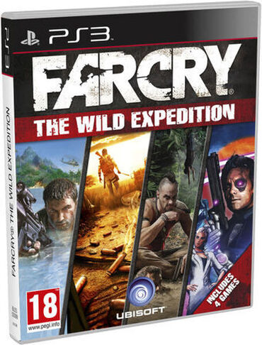 Thule - Srbija: FARCRY The Wild Expedition