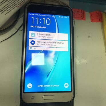 2594 elan: Samsung Galaxy J2 Core   8 GB   Sarı   Sensor
