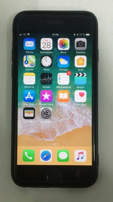 Продаю IPhone 6 16GB space gray в Бишкек