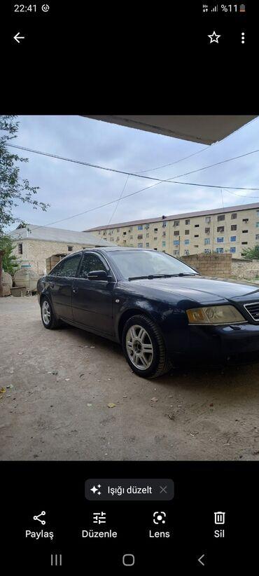 99 elan | NƏQLIYYAT: Audi A6 2.7 l. 1999 | 600000 km