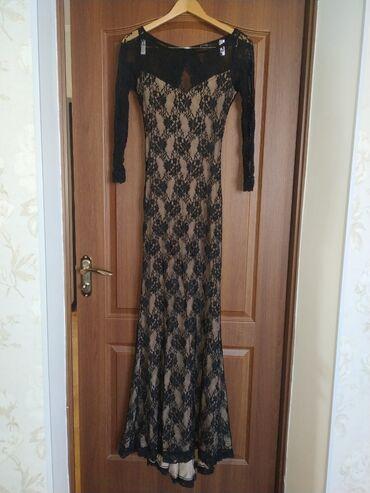 """Продаю вечернее платье, длинное, фасон,,рыбка"""", подчеркнет красоту фиг"""