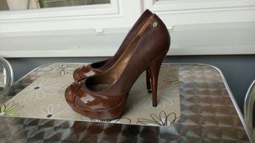 Braon cipele , br 40 - Nis