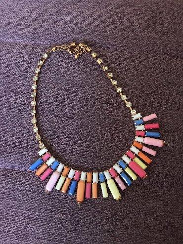 Nakit   Nis: Jako zanimljiva ogrlica U dobrom stanju kupljena u Catenini