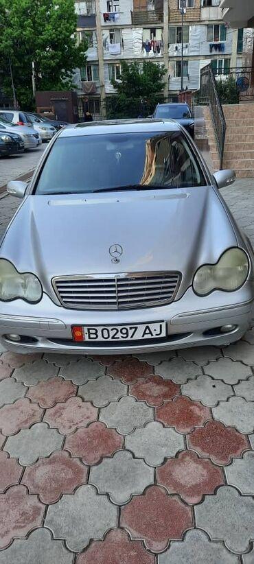 Mercedes-Benz C-Class 1.8 л. 2003