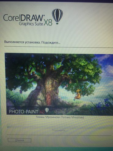 Bakı şəhərində CorelDraw x8 programin yazilmasi cemi 20 Azn