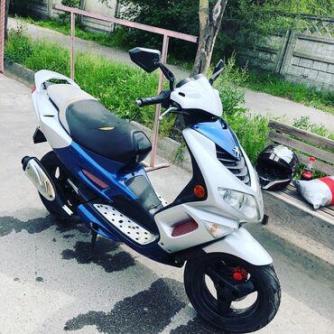 ja futbolka в Кыргызстан: Мастерская Ja Moto представляет  Скутер Peugeot Speedfight 2 Пежо Спид