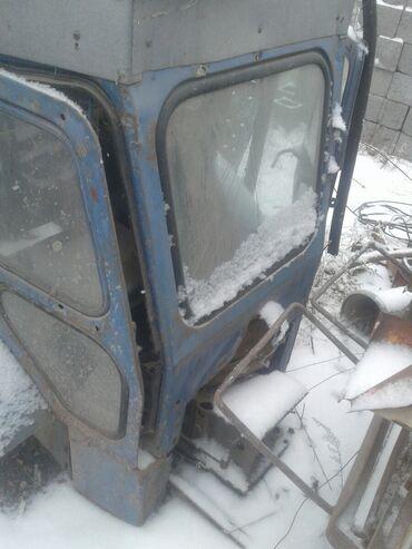 титановые диски 15 размер в Кыргызстан: Продаю кабину от т 40 все стекла и двери намести верх нарошен на 15