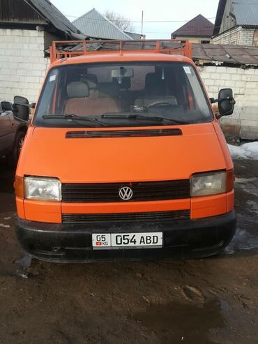 транспортер т4 в Кыргызстан: Volkswagen Transporter 2.4 л. 1996