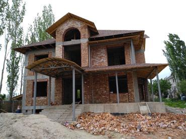 Кладка - Кыргызстан: Кирпич койобуз нөлдөн уй салабыз .Калоннасесма поес,крыша, пескоблок