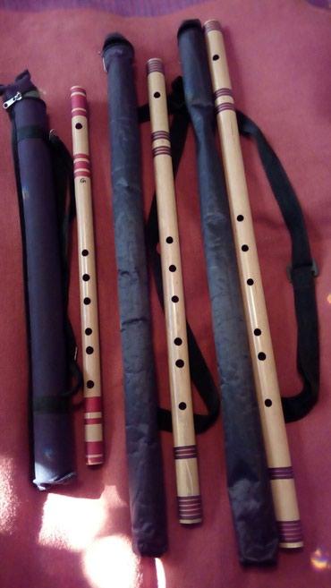 Бамбуковые поперечные флейты с в Бишкек