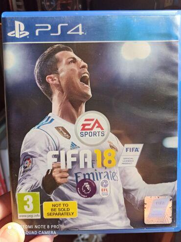 sony z2 в Кыргызстан: Продаю диск для PS4 б/у. FIFA18