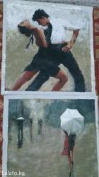 Картины холст,масло разм 70х70. 2017г в Лебединовка