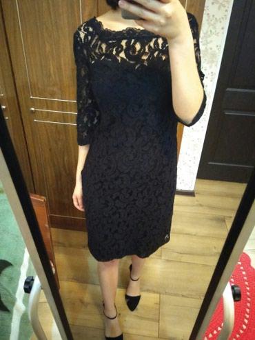 Продаю турецкое платье, кружевное, в Бишкек
