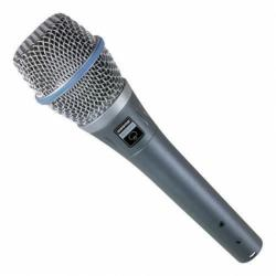 Shure beta87a микрофон шнуровой.новый.в в Bakı