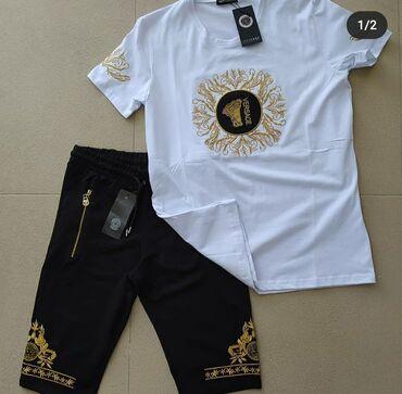 Спортивные костюмы - Кыргызстан: Костюм Versace производство Турция