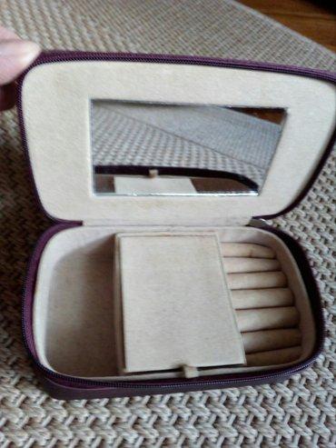 Kutija za odlaganje nakita - Beograd