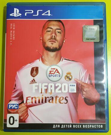 Диск FIFA 20 для PS4 в отличном состоянии или меня на диск PES 2020