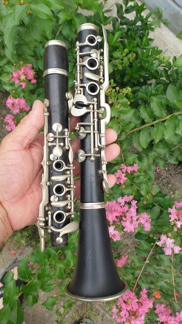 İdman və hobbi - Balakən: B klarnet 4. 5.6. açko hansını istəsəniz adler 6 aşkodur