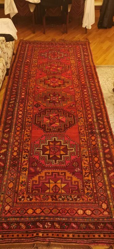 Другие предметы коллекционирования - Азербайджан: Yardimli xalcasi 3,70x1,50
