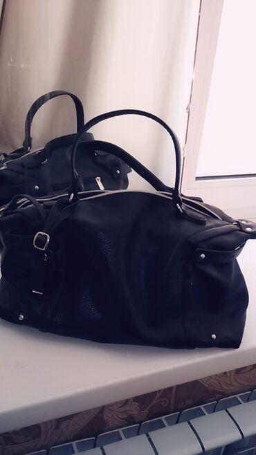 Спорт и отдых в Джалал-Абад: Новая сумка кожаная очень удобная практичная