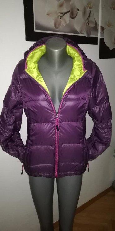 Zimska perjana jakna je marka divided - Srbija: Crane perjana jakna vel.40/42Perjana jakna, dobijena na poklon ali mi